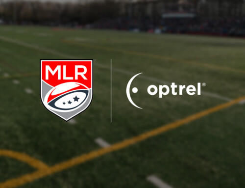Major League Rugby Joins Forces With optrel